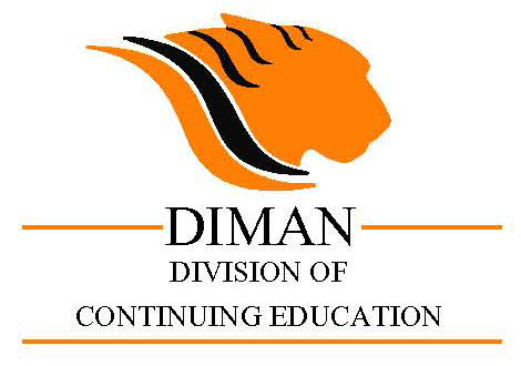 Diman Division of Continuing Education Logo