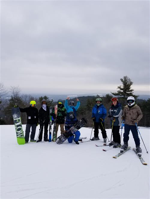 Ski Club Pats Peak 1