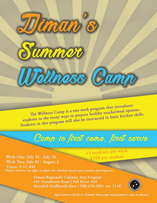 Summer Camp flier image