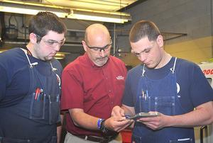 Diman shop programs ever-changing to meet needs of employers